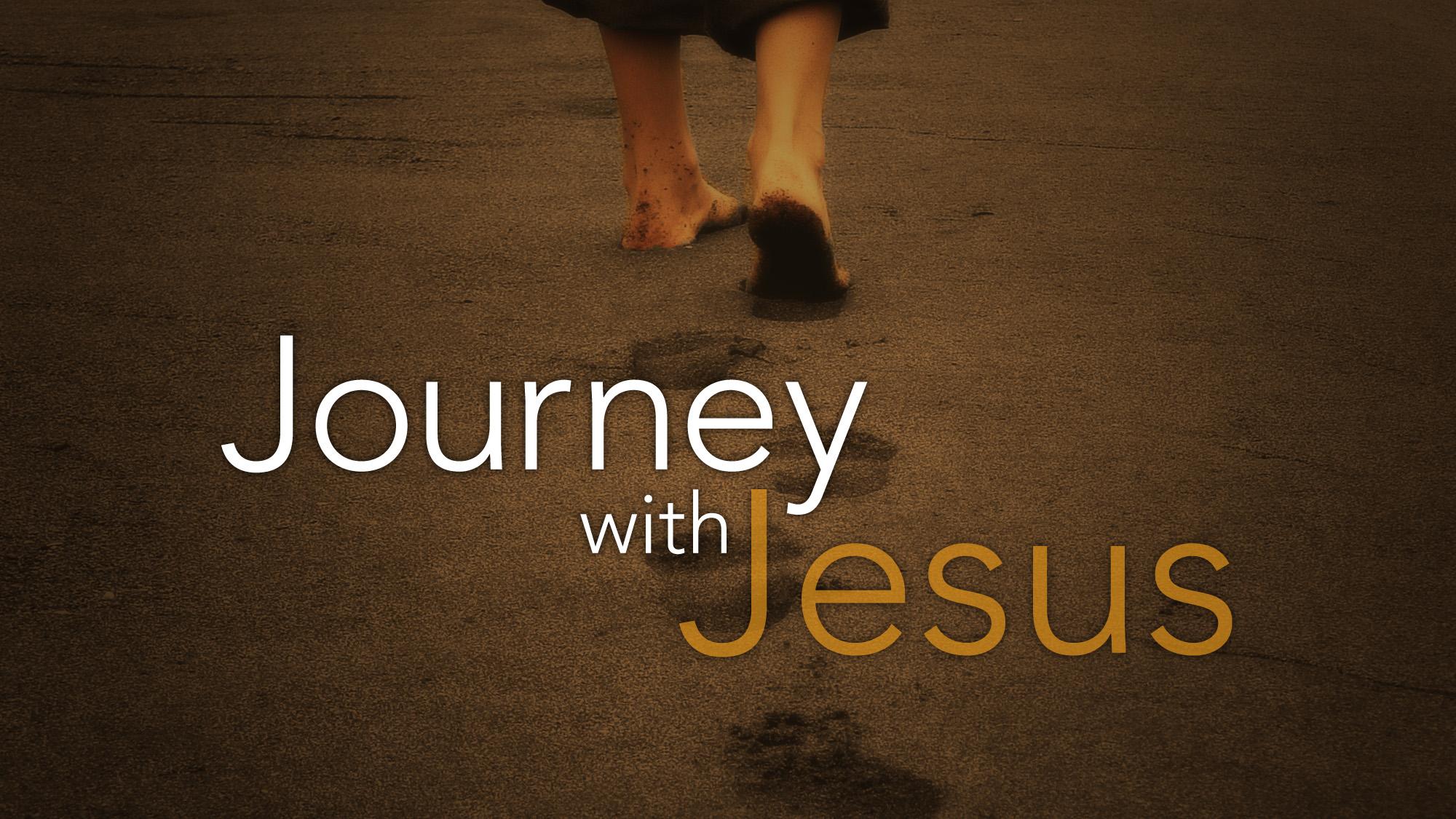 Journey with Jesus through John